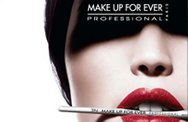 Make Up For Ever – It's Here!